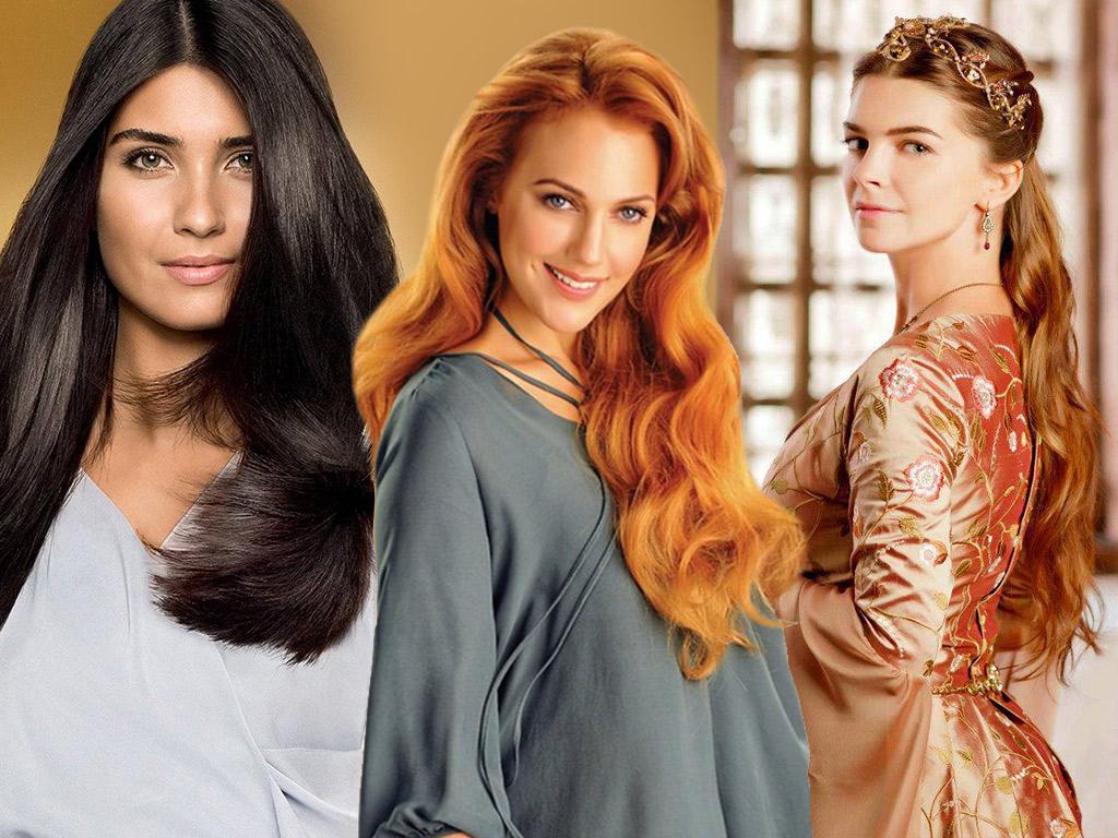 بالصور ممثلات تركيات دون مكياج فهل حافظن على جمالهن أنوثة Ounousa موقع الموضة والجمال للمرأة العربية