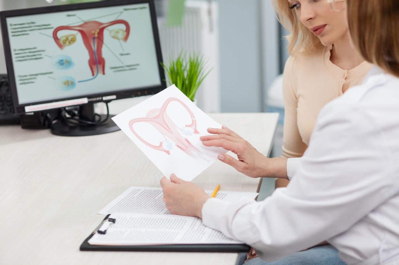 تكيس المبيض يمنع الحمل – أنوثة
