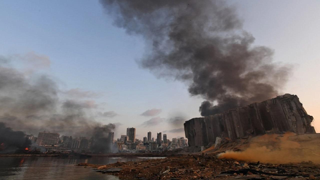 انفجار بيروت