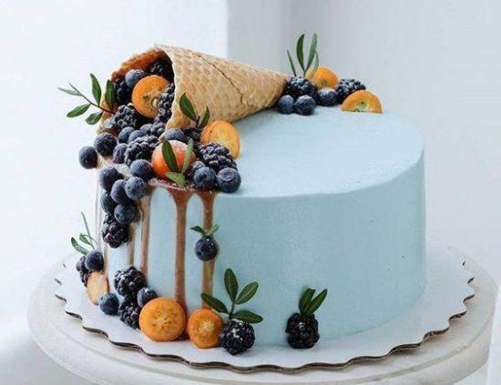 الكعكة المناسبة لكل برج