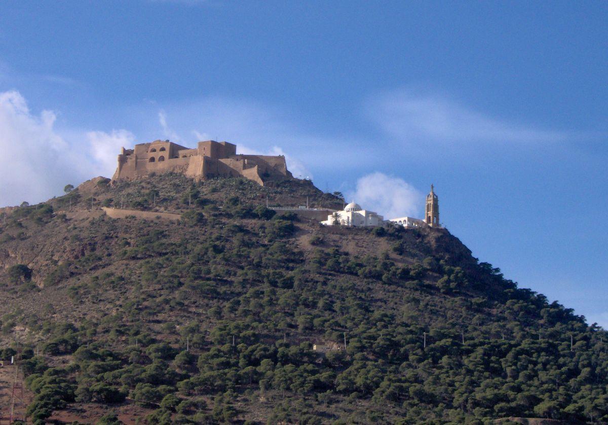 قلعة سانتا كروز
