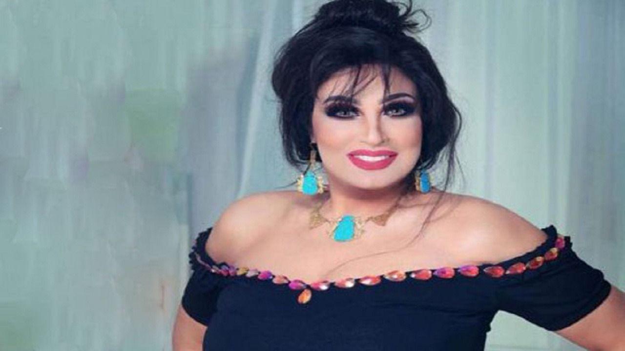 ممثلة مصرية شهيرة