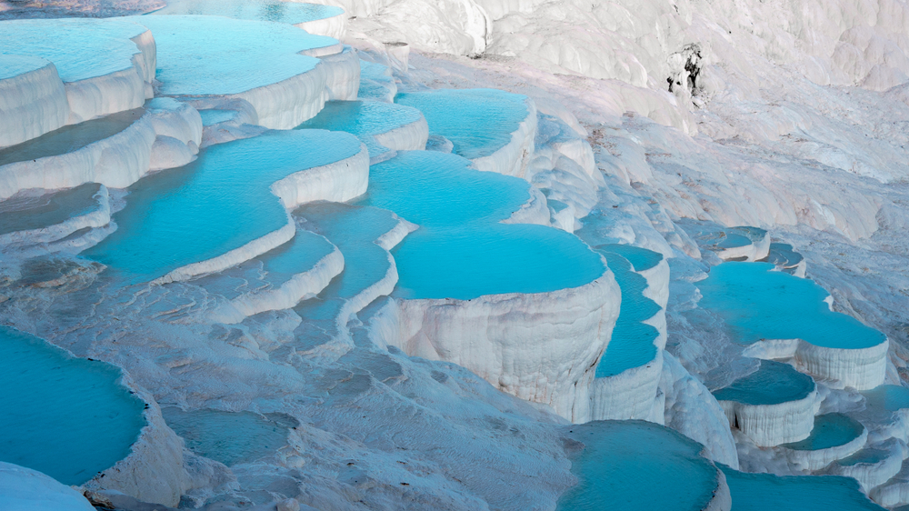 أروع الأماكن السياحية في تركيا خلال الشتاء