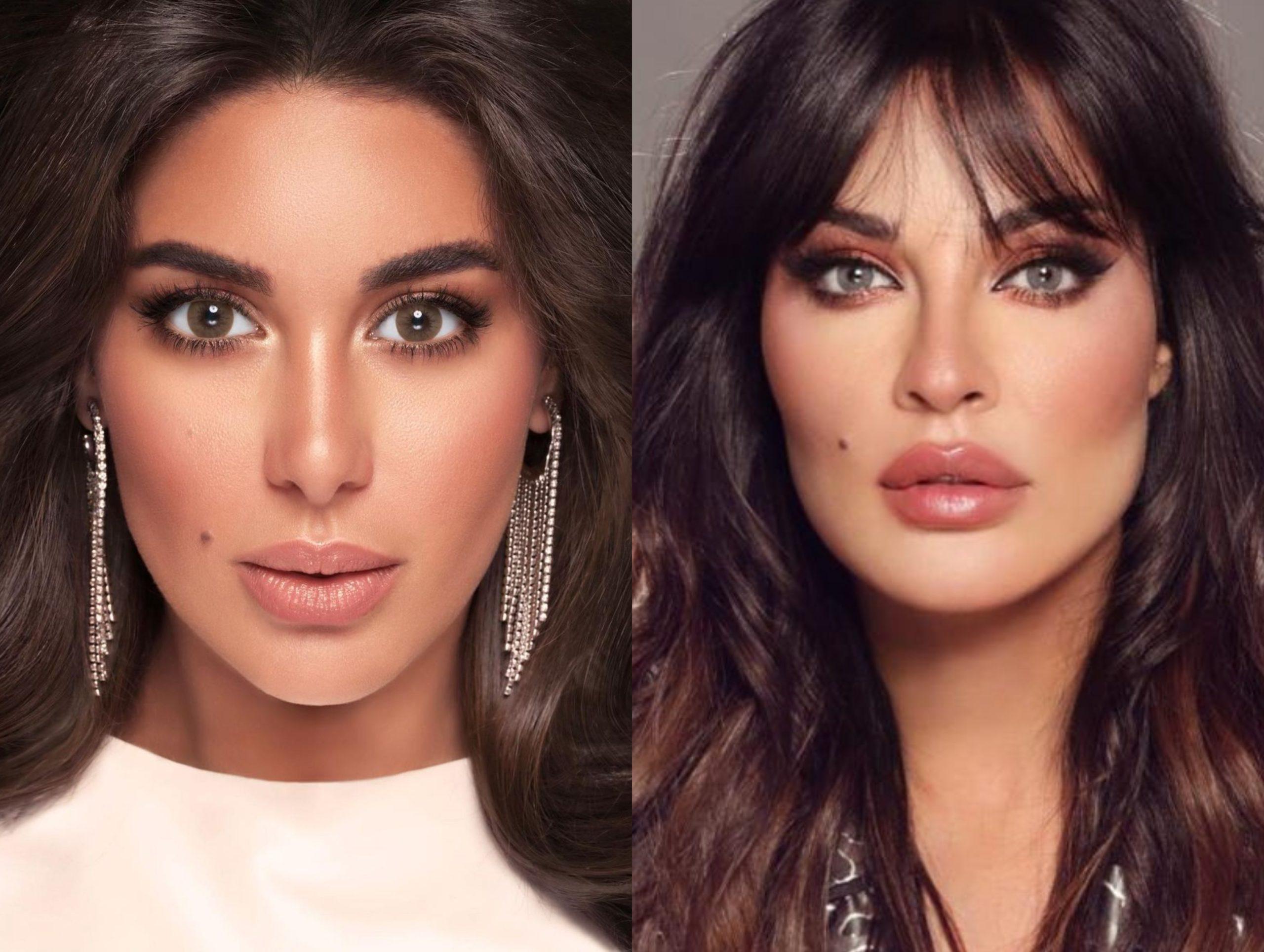 النجمة المصرية ياسمين صبري
