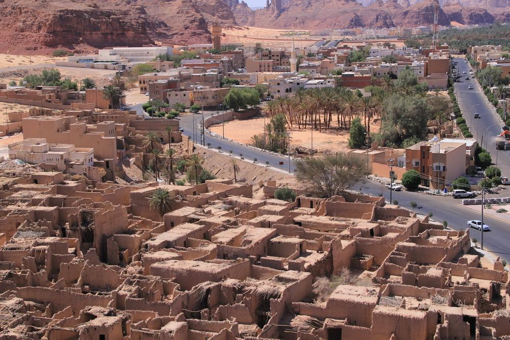 البلدة القديمة