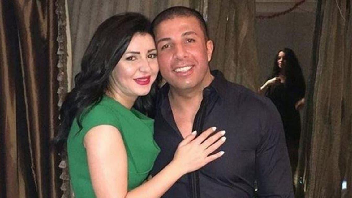 إيناس النجار ومحمد محفوظ