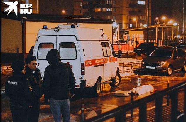 حادثة انتحار في روسيا