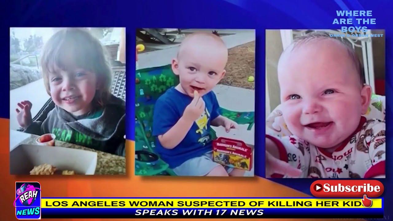 ام قتلت اطفالها