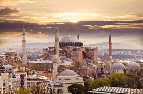 السياحة الدينية في تركيا