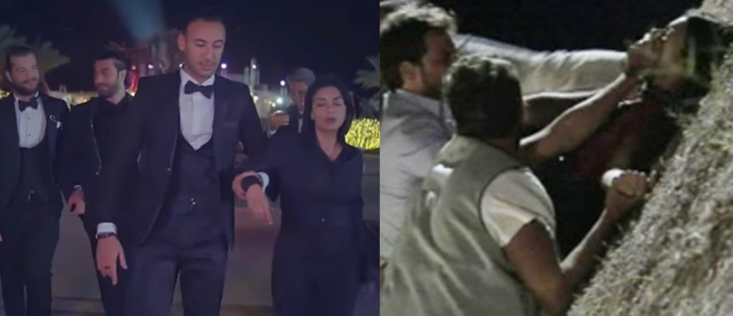 التشابه بين مسلسل الطاووس ومسلسل فاطمة التركي