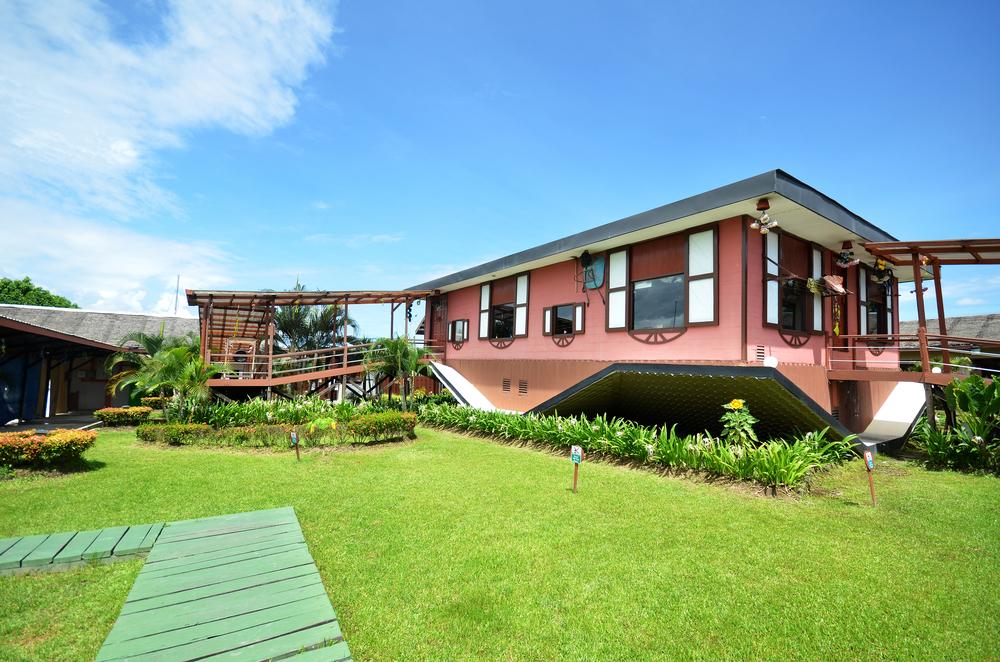 البيت المقلوب في ماليزيا