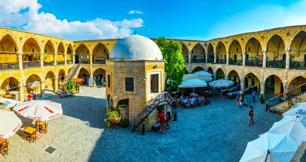 السياحة في قبرص التركية