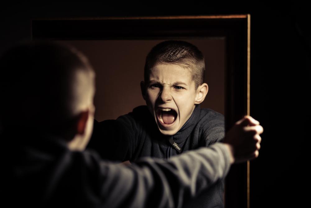 العدوانية عند الطفل