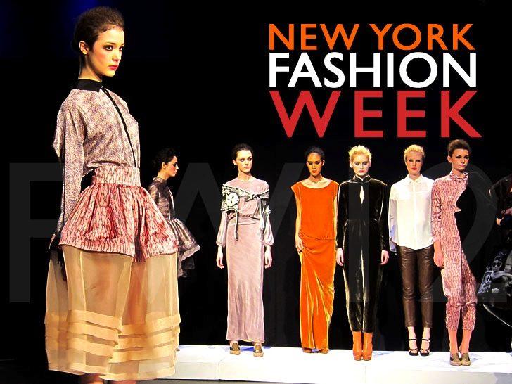 اسبوع الموضة في نيويورك خريف وشتاء 2015