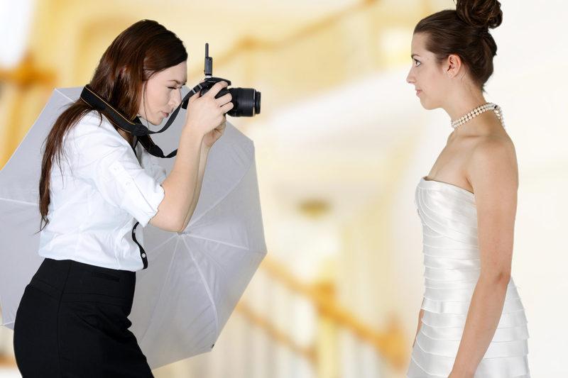 أسرار صور الزفاف المثالية