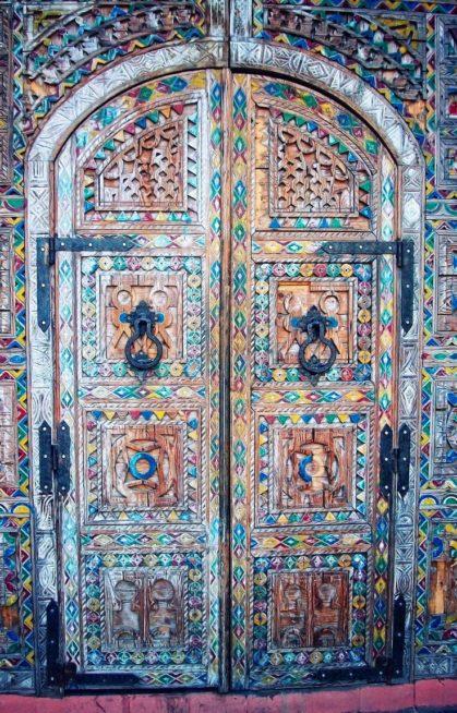 لمنزلك الفينتاج اختاري اروع ابواب تراثية أنوثة Ounousa موقع الموضة والجمال للمرأة العربية