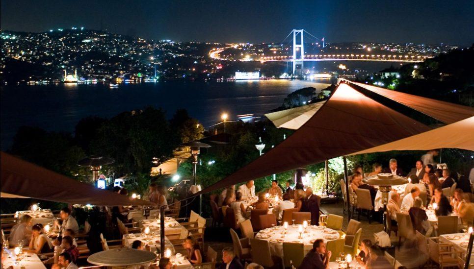 افضل مطاعم في اسطنبول