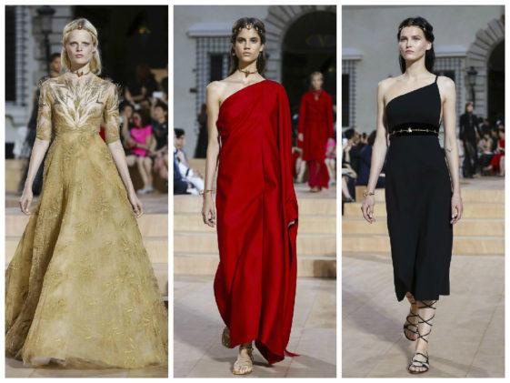 مجموعة فالنتينو للازياء الراقية شتاء 2016