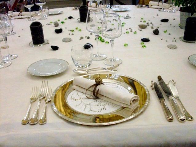 تعل مي قواعد ترتيب طاولة الطعام أنوثة Ounousa موقع الموضة والجمال للمرأة العربية
