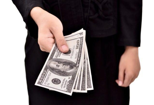 تفسير حلم شخص اعطاني نقود 14