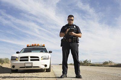 الشرطة في المنام