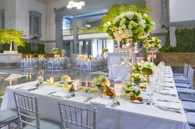 ترتيب مقاعد الضيوف في الزفاف
