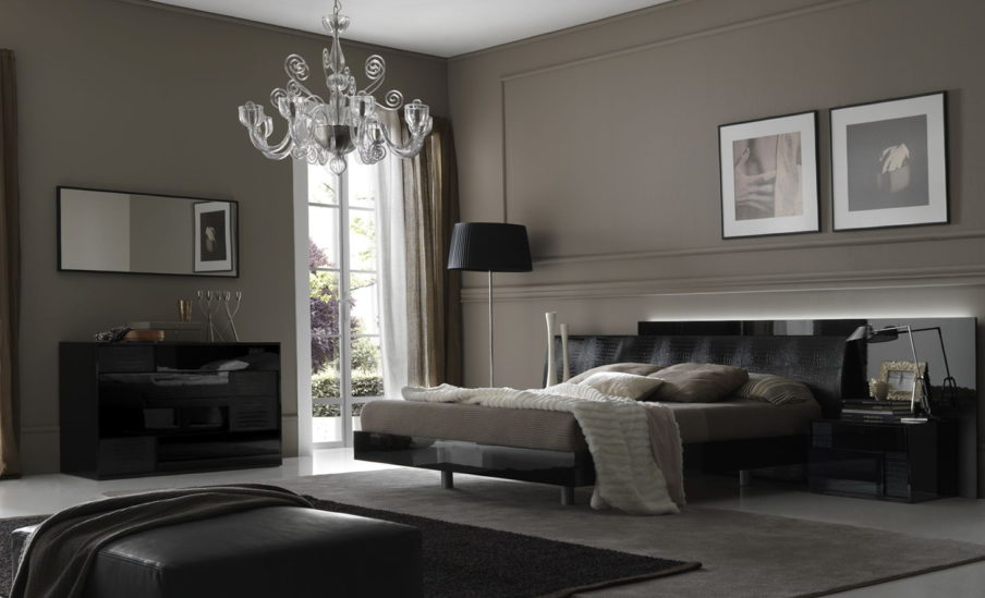 ثريات غرف نوم