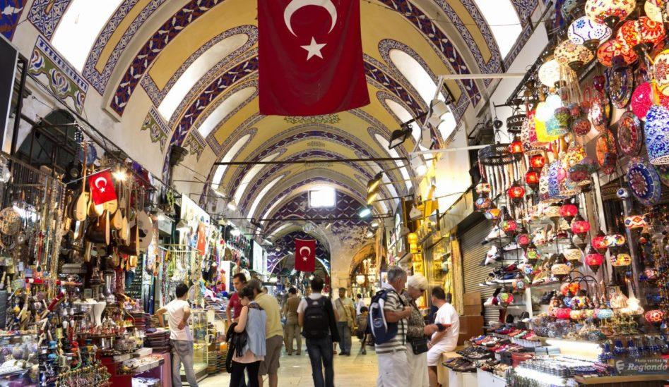 افضل الاسواق في مدينة اسطنبول