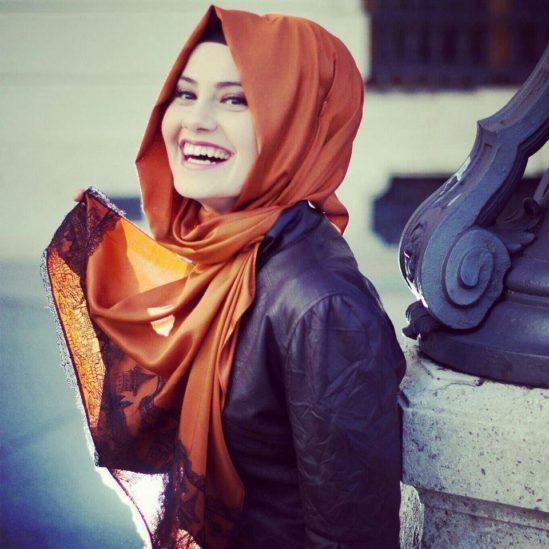 طرق شبابية لارتداء الحجاب