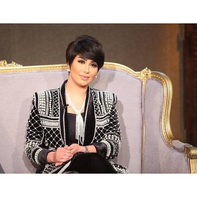 تألقي بموديلات الشعر الجميلة على مثال هنادي الكندري أنوثة Ounousa موقع الموضة والجمال للمرأة العربية