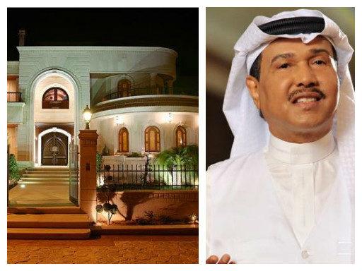 ديكور منزل محمد عبده