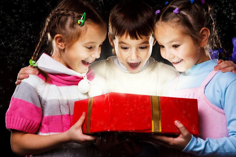 هدايا للاطفال