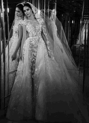 فساتين زفاف زهير مراد خريف 2017