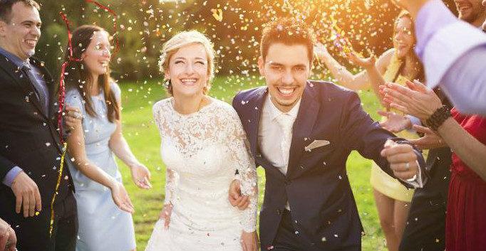 أفكار يمكن ان تبهر ضيوف الزفاف