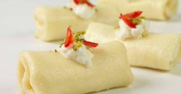 طريقة تحضير حلاوة الجبن