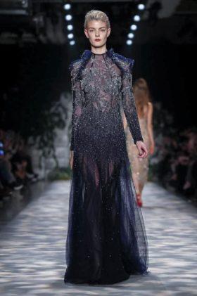 أزياء جيني باكهام خريف وشتاء 2017-2018
