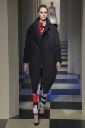 أزياء اوسكار دي لا رينتا خريف وشتاء 2017