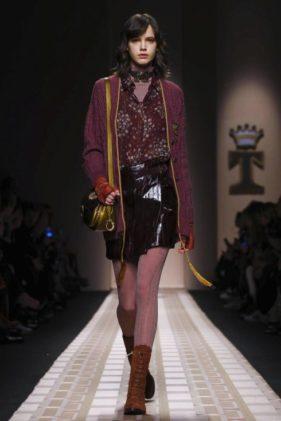 أزياء تروساردي خريف وشتاء 2017 - 2018