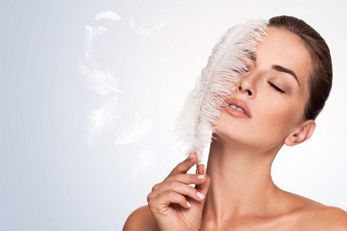 كيف أنظف بشرتي من الشعر - أنوثة