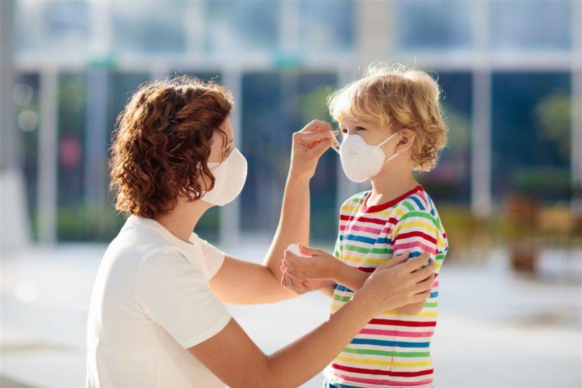 هل نسبة الاصابة بفيروس كورونا قليلة عند الأطفال – أنوثة