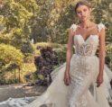 موديلات فساتين زفاف رائجة لصيف 2020 – أنوثة