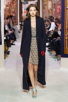 أزياء لانفين خريف وشتاء 2020 ضمن أسبوع الموضة العالمية في العاصمة الفرنسية باريس
