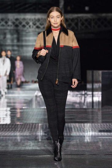 أزياء بربري خريف وشتاء 2020 ضمن اسبوع الموضة العالمية في لندن