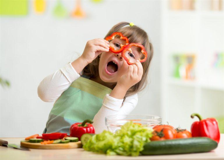 طفلي نباتي – أنوثة