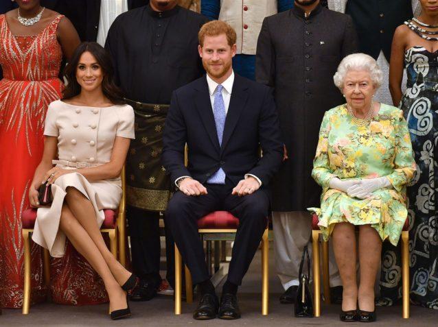الملكة اليزابيث تتخذ قراراً حاسماً بعد ترك الأمير هاري وميغان ماركل الحياة الملكية - أنوثة