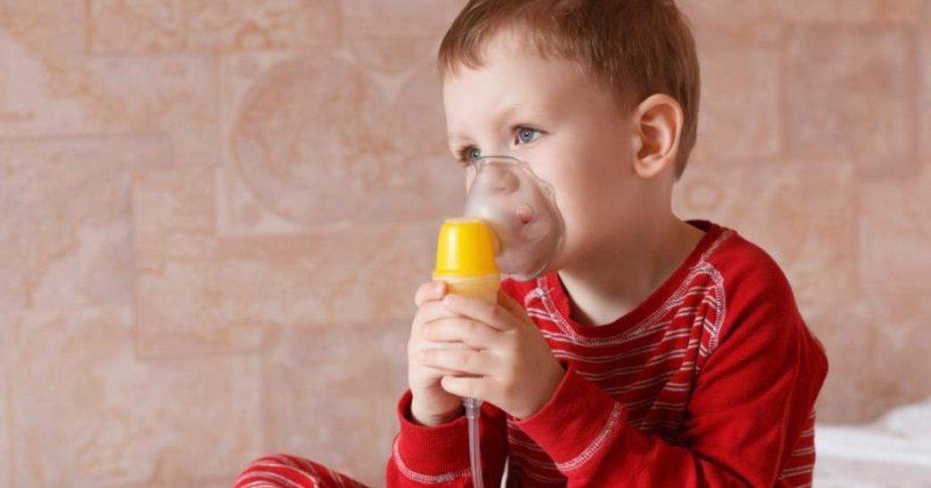 متلازمة ضيق التنفس الطفولي
