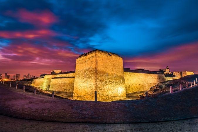 قلعة البحرين - أنوثة
