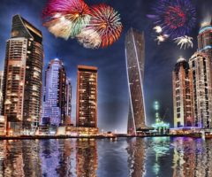 من هم أبرز النجوم الذين سيحتفلون بليلة رأس السنة في دبي؟