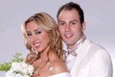 "<p dir=""RTL""><strong>جويل وكمال قدورة</strong></p> <p dir=""RTL"">تزوجت مقدمة البرامج اللبنانية جويل مردينيان من رجل الاعمال كمال قدورة محدثين ضجة كبيرة على مواقع التواصل الاجتماعي بسبب اختلاف الديانة فهي مسيحية بينما هو مسلم.</p>"