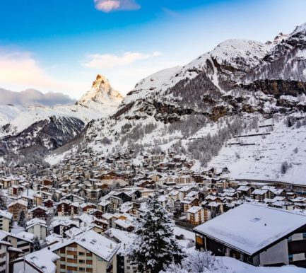 وجهات سويسرية ساحرة... تحلو زيارتها في ديسمبر!